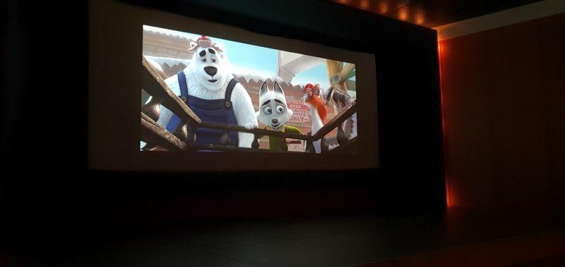 Main theatre at the Roxburgh Entertainment Centre - Copyright Roxburgh Guide (1)