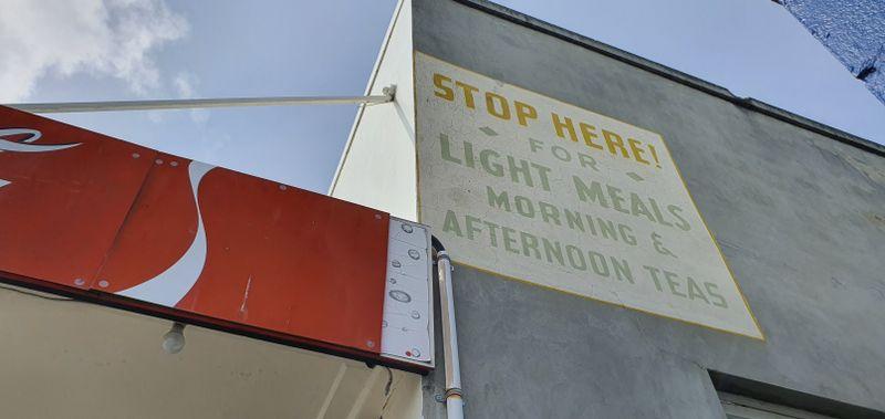 Teviot Tearooms in Roxburgh Central Otago, Copyright Roxburgh Guide