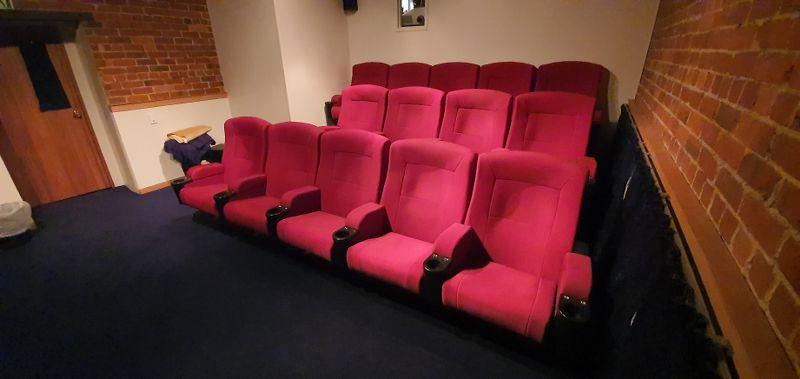 The Attic Cinema at Roxburgh Entertainment Centre - Copyright Roxburgh Guide 3